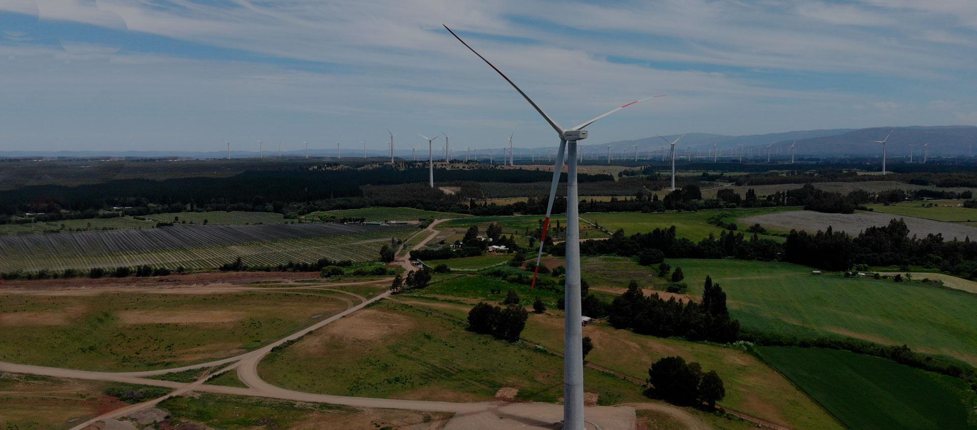 Creemos en un futuro energético que cuide nuestros recursos naturales,más limpio y sustentable